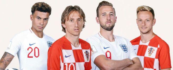 World Cup 2018 Semi-Finals