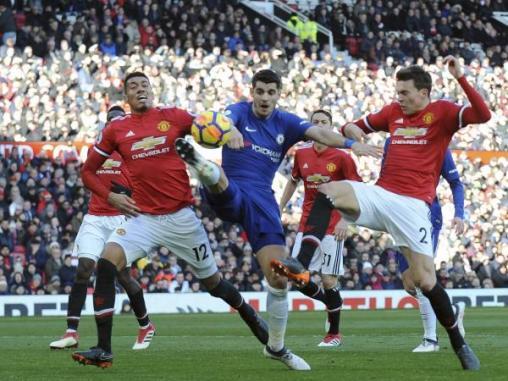 Manchester united vs Chelsea draw