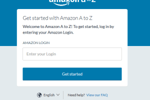 Amazon A to Z Login Employee