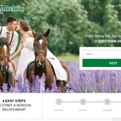 Horse Lovers Dating Signup