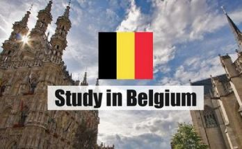 2021-2022 Fully Funded Belgium Government Scholarships