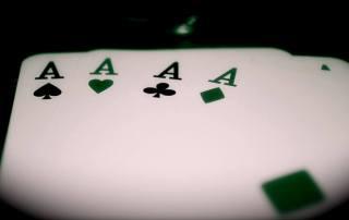 Three Aces.