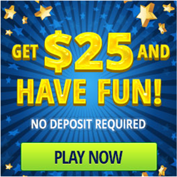 $25 no deposit bonus Bingo sites