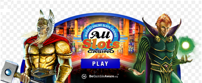 All slots casino play