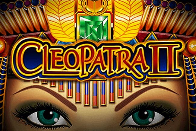 Cleopatra Themed Online Poker Machine