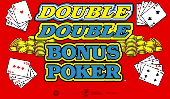 Double Bonus Poker Games