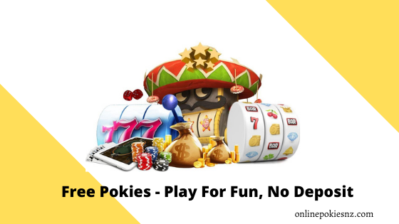 Free Pokies- Play For fun no deposit