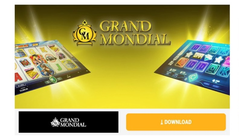 Grand Mondial Casino App download