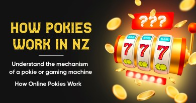 How Pokies Work in NZ - Understand the Mechanism Behind Poker Machines