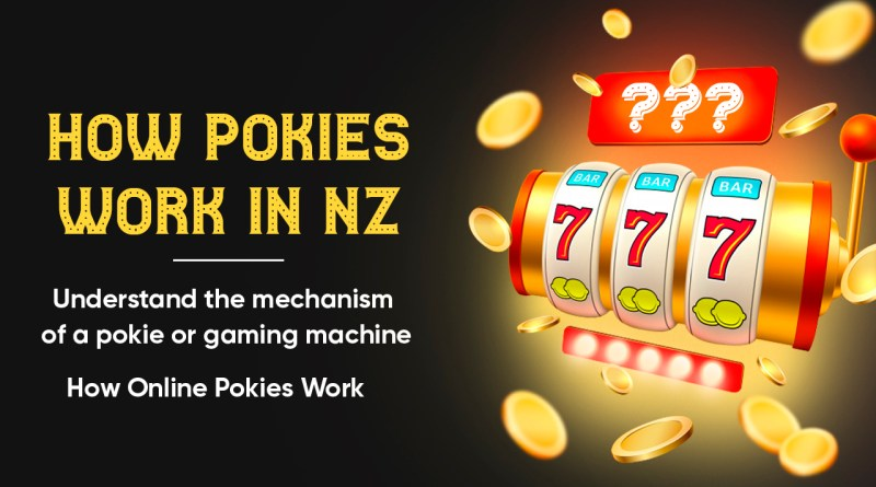 How Pokies Work in NZ - Understand the Mechanism Behind Poker Machines