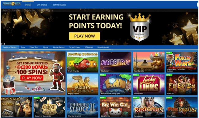 How to Get Started with Online Scratchies at Casinos