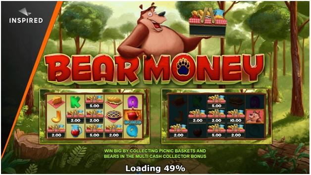 How to win Money Bears Pokies
