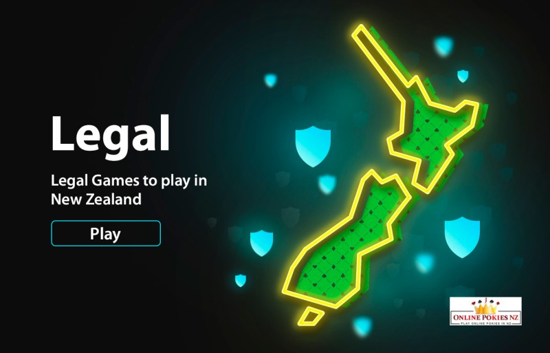 Is It Legal to Play Casino Games Online to play in New Zealand