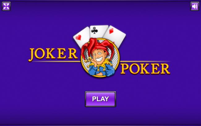 Joker Poker Games