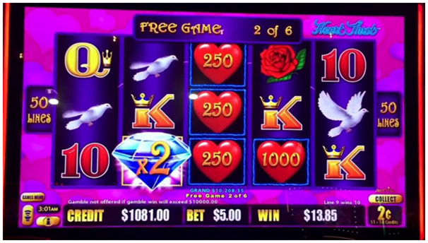 Lightening link- Pokies games to play- Heart Throb