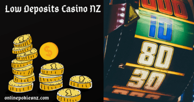 Low Deposits Casino NZ