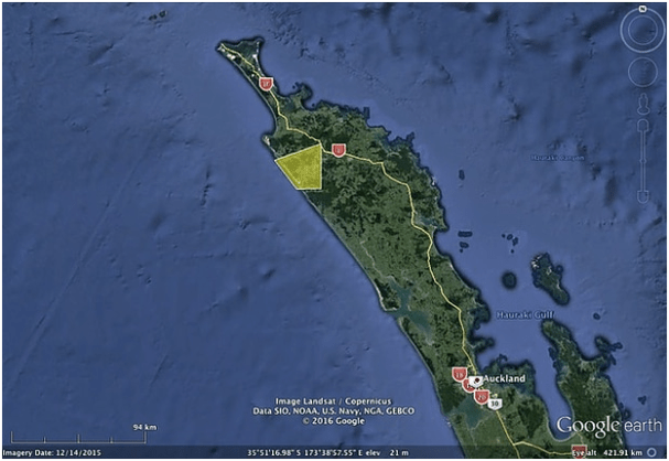 Map route