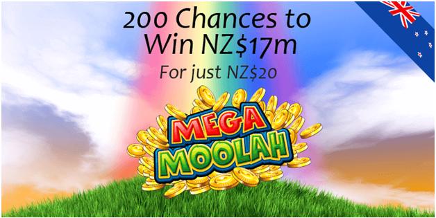 Mega Moolah NZ