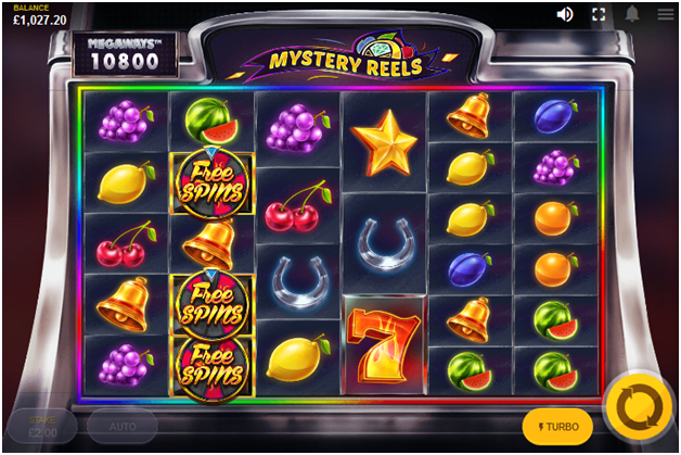 Free spins to grab