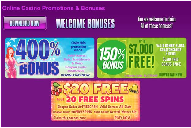 Big Welcome Bonuses at Big Casinos NZ