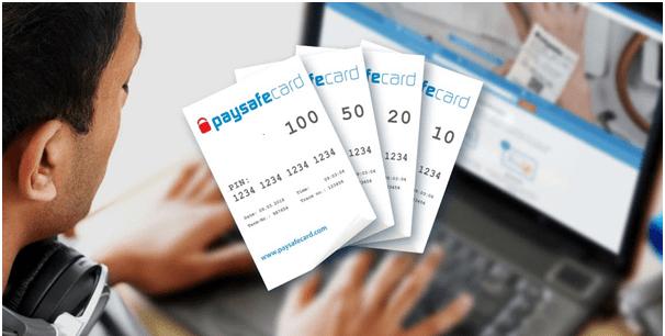 Paysafe card NZ casinos