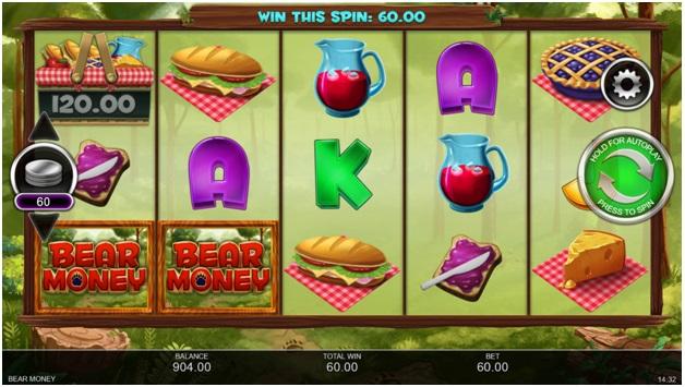 Play Money Bears Pokies
