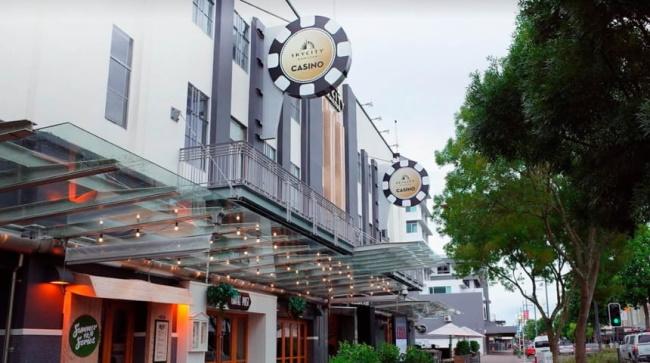 Sky City Hamilton - Sky City Casino Higher Roller Suites