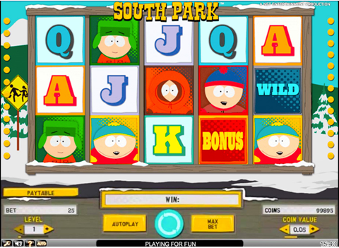 How to play South Park Pokies in New Zealand?