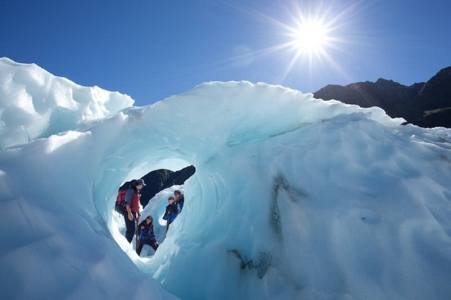 Trek the Fox Glacier