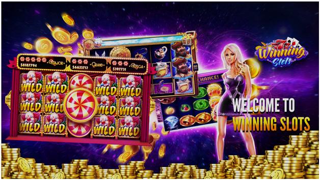 Winning slots game