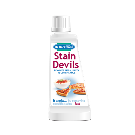 Dr. Beckmann Stain Devil Removes Pizza, Pasta & Curry Sauce 50ml