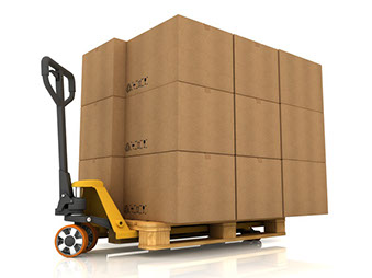 Delivery Pallet