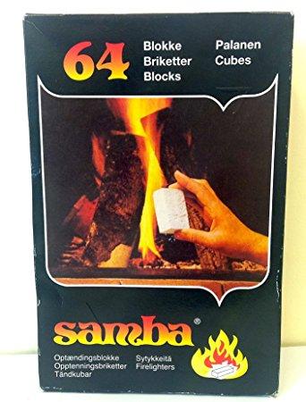 Fire Lighters Samba 64's