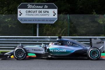 Sledujte Formulu 1 VC Belgicka online prenos