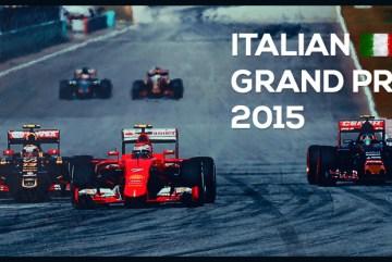 Formula 1 - Veľká cena Talianska online prenos