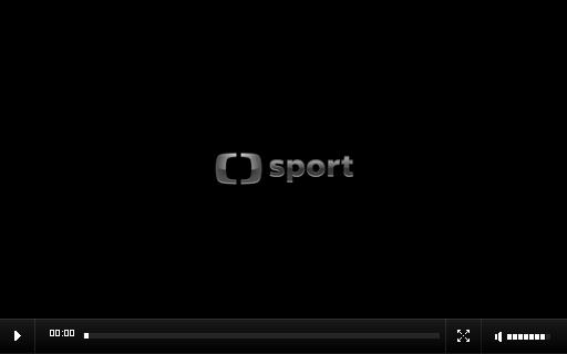Sledujete živé vysílání kanálu ČT sport!