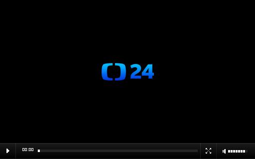 Sledujete živé vysílání kanálu ČT 24