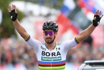 Peter Sagan - majstrom Slovenska v cyklistike 2018