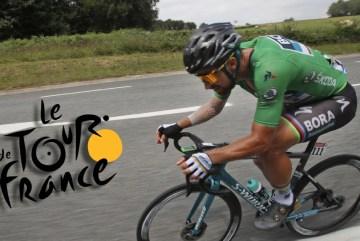 Sledujte Petra Sagana na Tour de France v priamom online prenose!