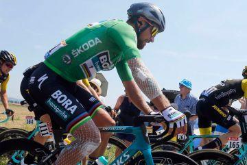 Tour de France 2018 - Sledujte Petra Sagana LIVE