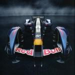 Gran Trusimo 5 Red Bull X-1 Prototype designed by Adrian Newey