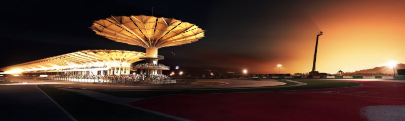 GRID: Autosport - A Wider View of Sepang