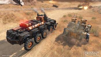Crossout Raids Get Overhauled and April Fools Event Details
