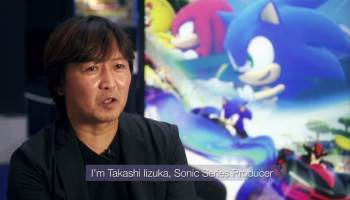 Team Sonic Racing Interview With Takashi Iizuka