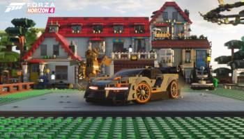 Forza Horizon 4 LEGO Speed Champions is out June 13th, 2019