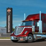 The International LoneStar joins American Truck Simulator