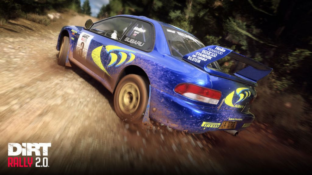 The DiRT Rally 2.0 Colin McRae: Flat Out Pack arrives on March 24th, 2020