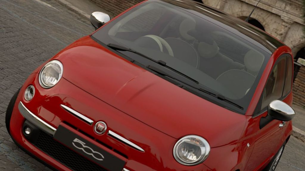 Time for some hatchback fun in a Fiat?