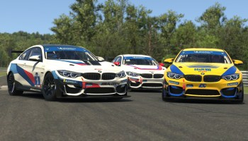The BMW M4 GT4 coming to iRacing in June 2020