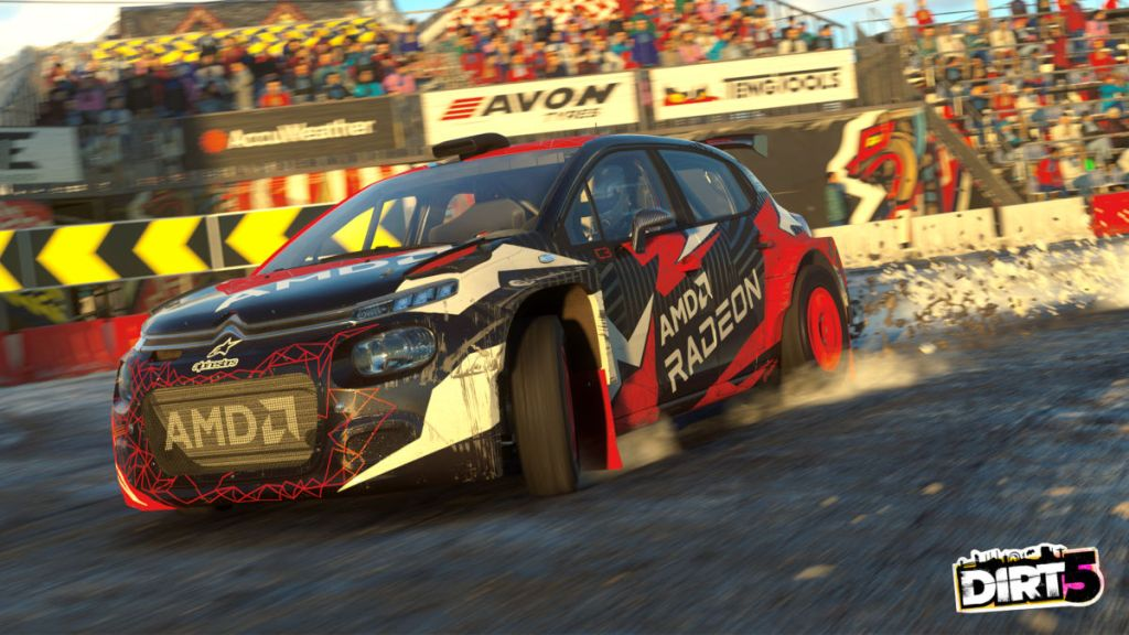 Pre-orders are now open for DIRT 5